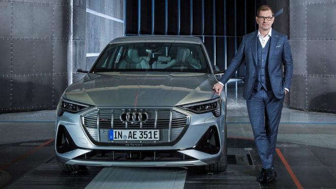 Markus Duesmann, nuevo CEO de Audi.