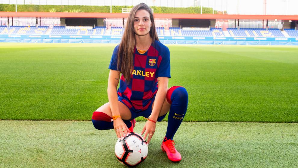Giovanna Queiroz, nuevo fichaje del Barcelona Femenino