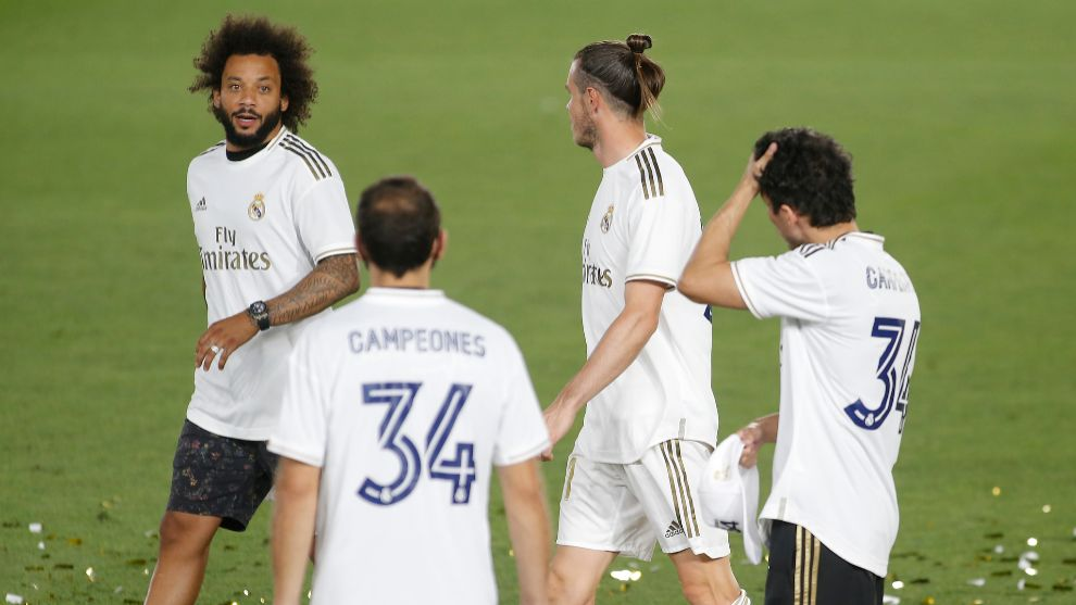 Player ratings: Rank the Real Madrid squad based on the 2019/20 campaign