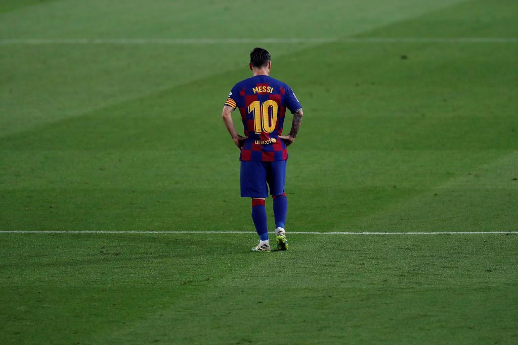 Lionel Messi Claims Barcelona Are