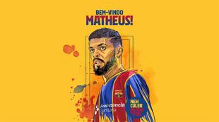 Presentación de Matheus