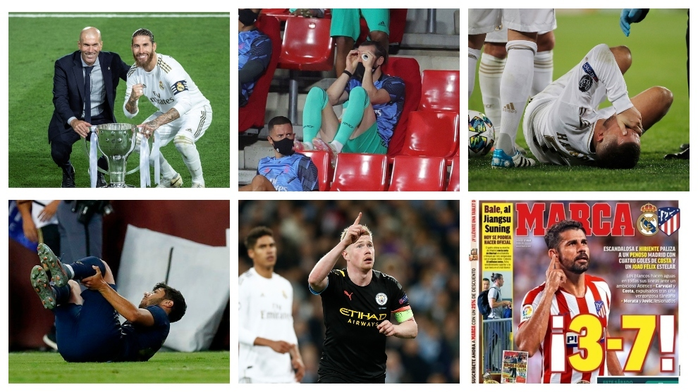Title-winning season 'the worst of my career — Real Madrid's Hazard