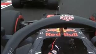 El gesto antideportivo de Verstappen, por el que sancionaron a Alonso en 2006