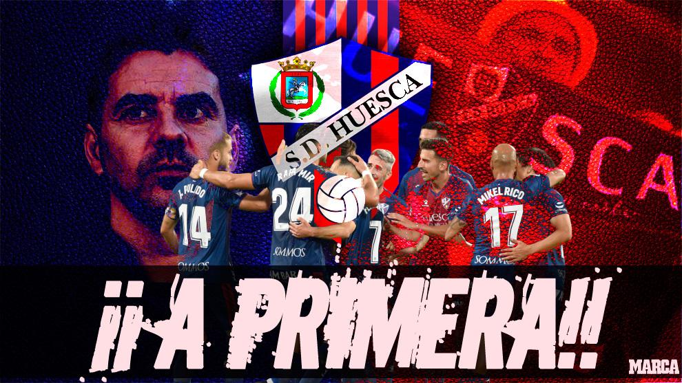 Huesca secure promotion to LaLiga Santander
