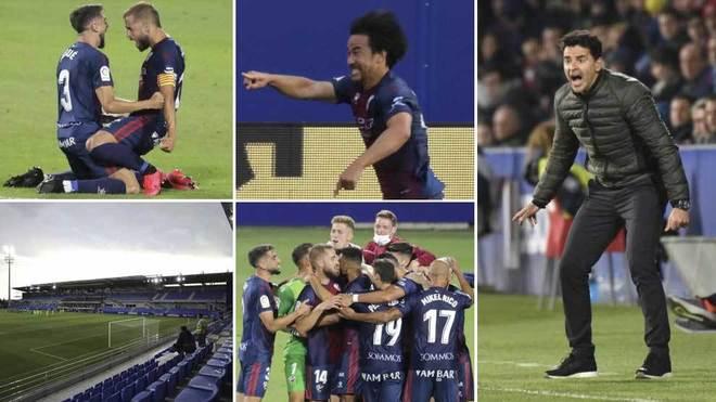 Las claves del ascenso del Huesca a Primera... un año después