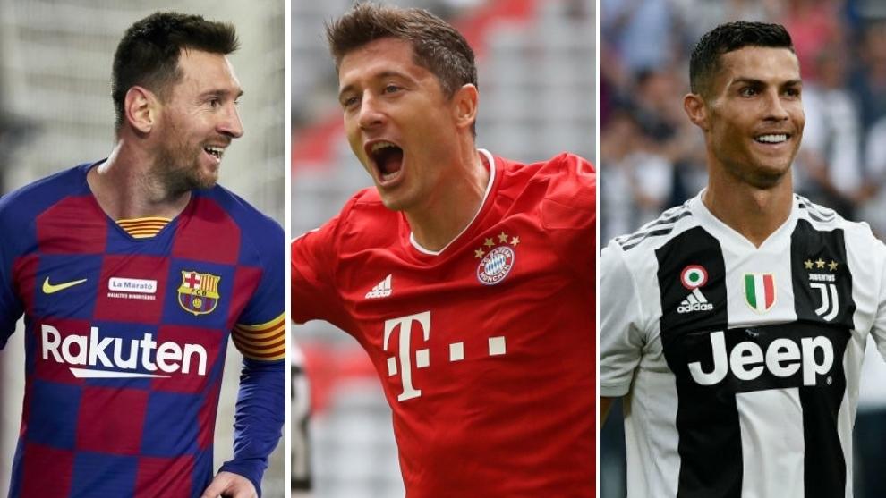 El gol en Europa, para mayores de 30 años