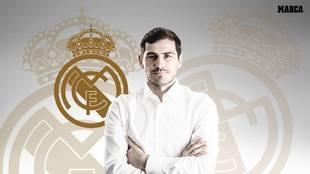 ¡Casillas vuelve al Madrid!