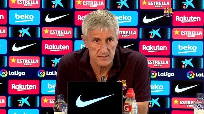 """""""¿Messi? Si jugamos tan mal como en los últimos partidos no nos dará para ganar nada"""""""