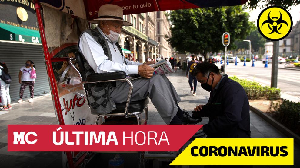 Coronavirus México 29 de agosto