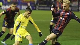 Las Palmas y Extremadura cerrarán la temporada en el Estadio de Gran...