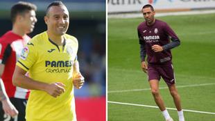 Cazorla deja el Villarreal y Bruno Soriano anuncia que se retira