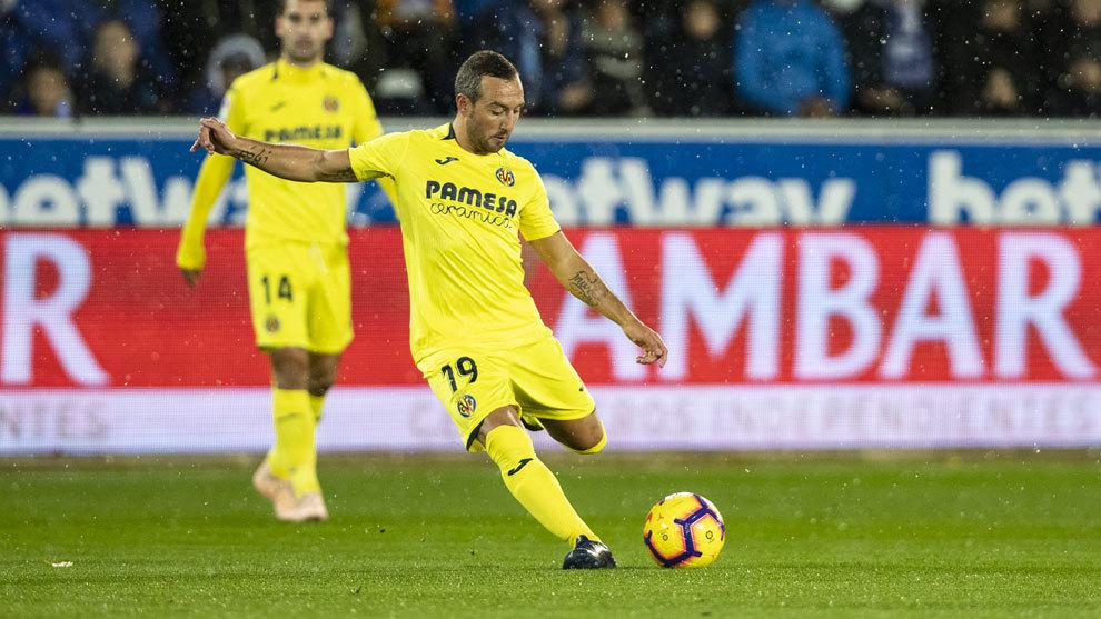 Villarreal: Se va un mito de LaLiga: Adiós a Santi Cazorla | Marca.com