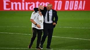 """Bettoni y el método Zidane: """"No lo tenemos tan pronunciado como otros entrenadores"""""""