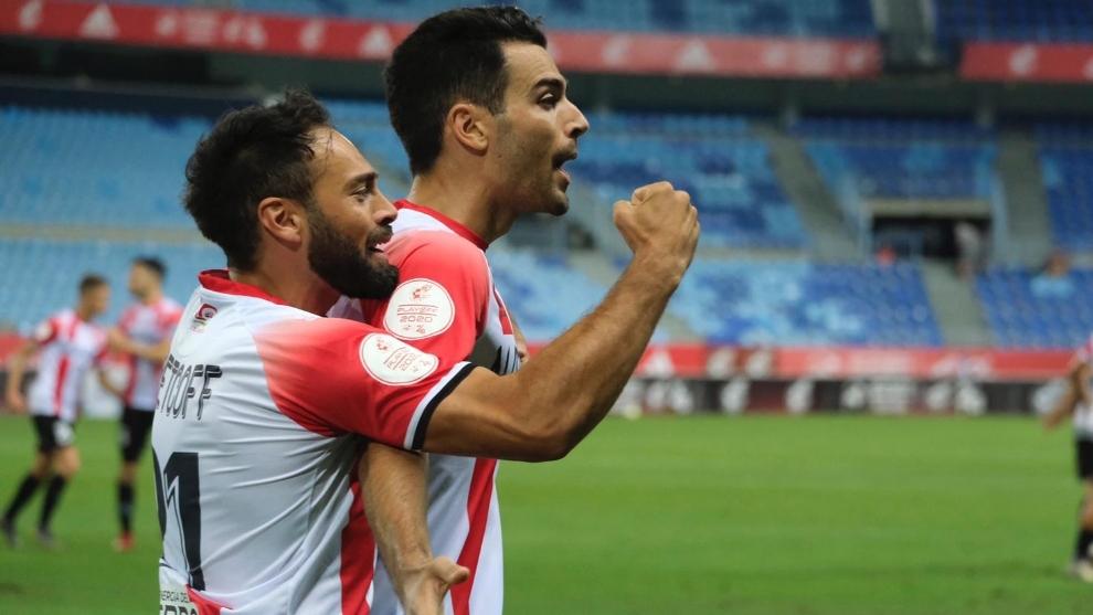 La UD Logroñés es de Segunda  tras vencer al Castellón en los penaltis
