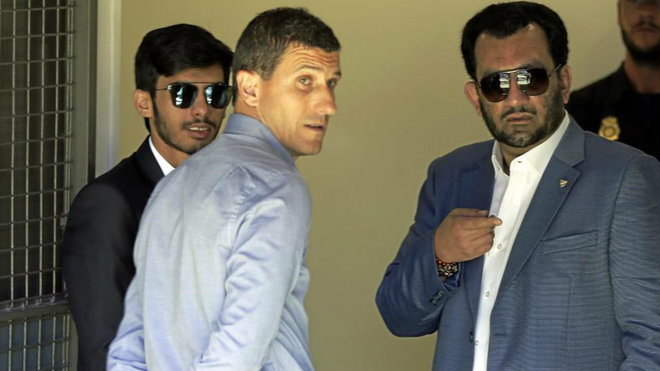 Javi Gracia knows where he stands at Valencia