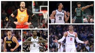 Las caras del coronavirus en la NBA: los positivos que se conocen