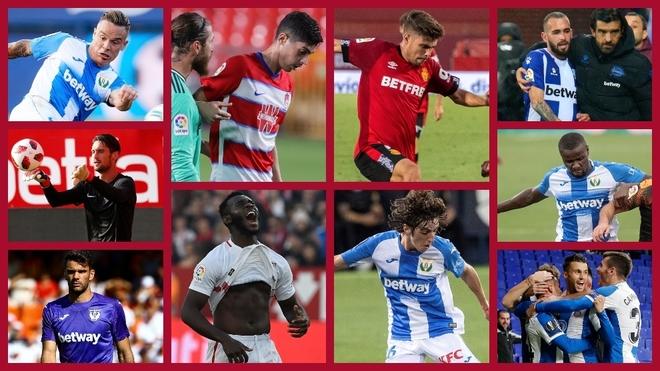 ¿Qué debe hacer el Sevilla con sus cedidos para la próxima temporada?