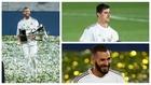 El Madrid tiene a tiro un 'triplete' inalcanzable desde hace 31 años