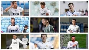 Desde 2008 no había una Liga sin ayuda de  jugadores al Castilla al primer equipo