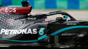 Lewis Hamilton logra su segundo victoria de 2020 en el GP de Hungría