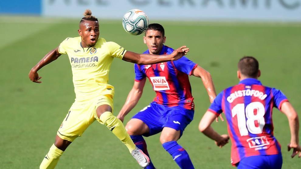 En directo, Villarreal-Eibar