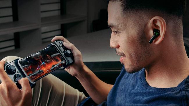 Razer Kishi, o cómo convertir tu móvil en una consola de videojuegos Nintendo Switch