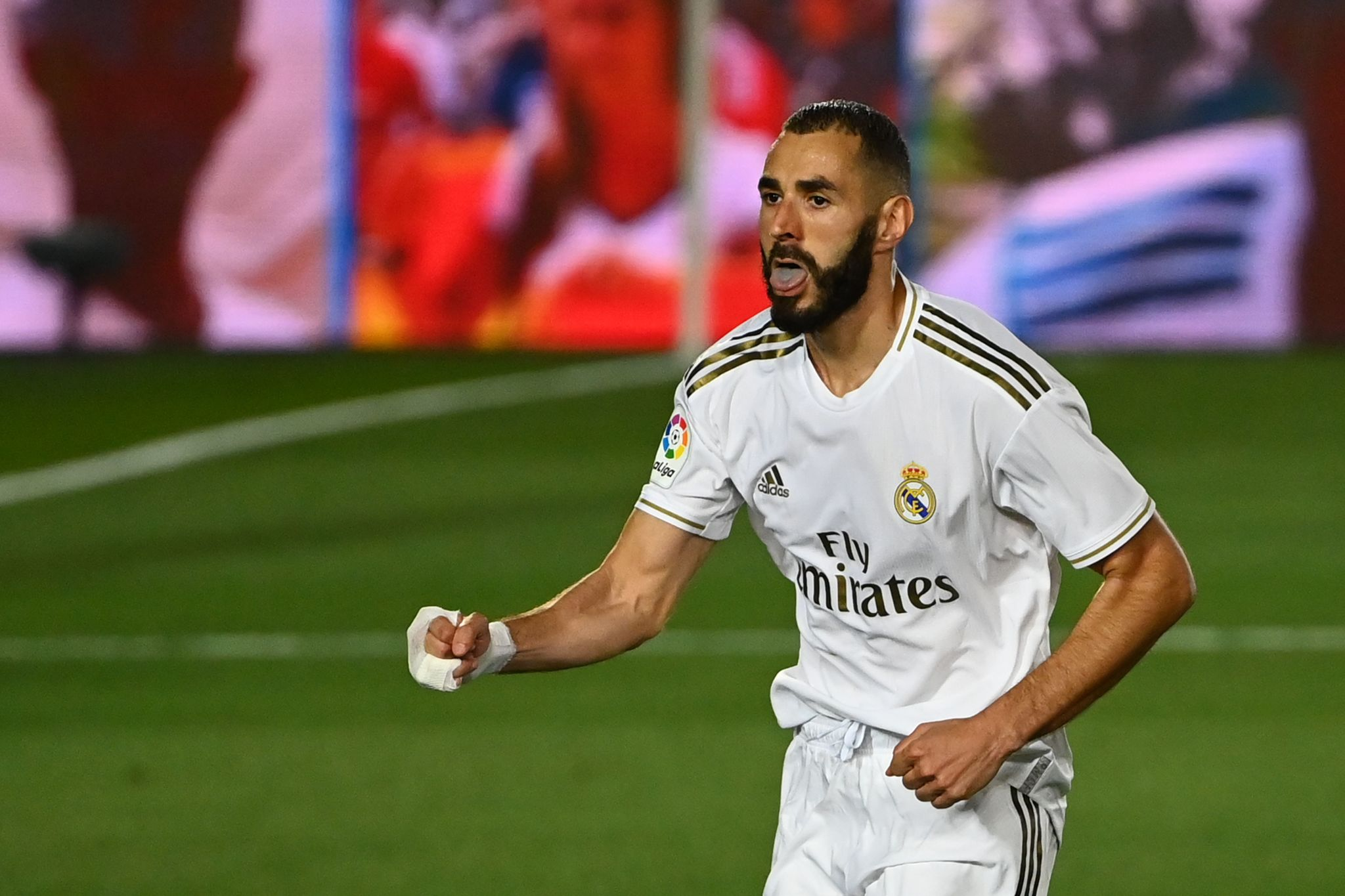 Leganes vs Real Madrid line-ups: Areola in goal while Benzema goes after the Pichichi