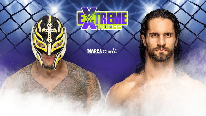 Rey Mysterio vs Seth Rollins, en vivo: La lucha Ojo por Ojo de Extreme...