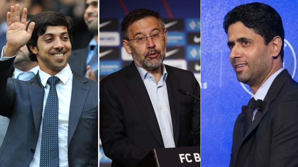 Man City, Man United and PSG: The European clubs losing the most money on transfers