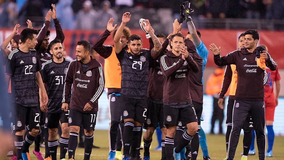 La selección mexicana jugará un amistoso ante Holanda en octubre...