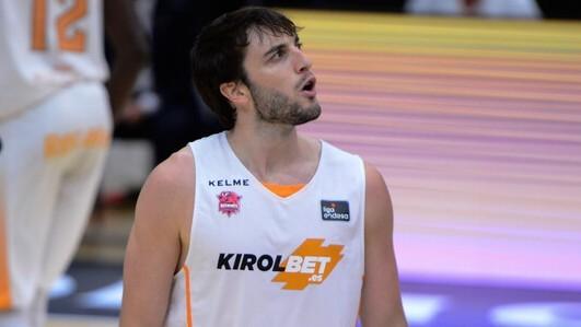 ACB Liga Endesa: Sergi Garca busca su explosin firmando por dos aos con el Andorra