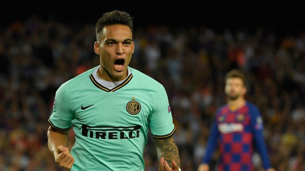 Lautaro: I always try to give 110 percent for Inter