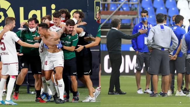 El Albacete manda al Dépor a Segunda B