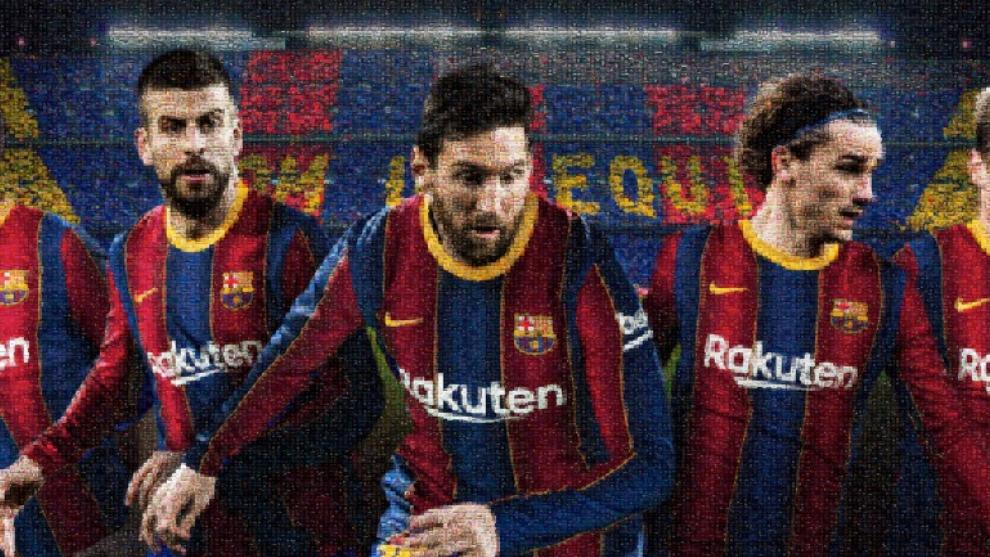 Fc Barcelona Rakuten Y El Fc Barcelona Invitan A 46 000 Cules A Formar Parte De La Nueva Fachada Del Camp Nou Marca Com
