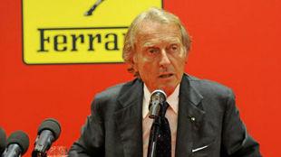 Luca Cordero di Montezemolo, en 2014.