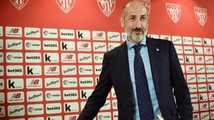 Aitor Elizegi, actual presidente del Athletic