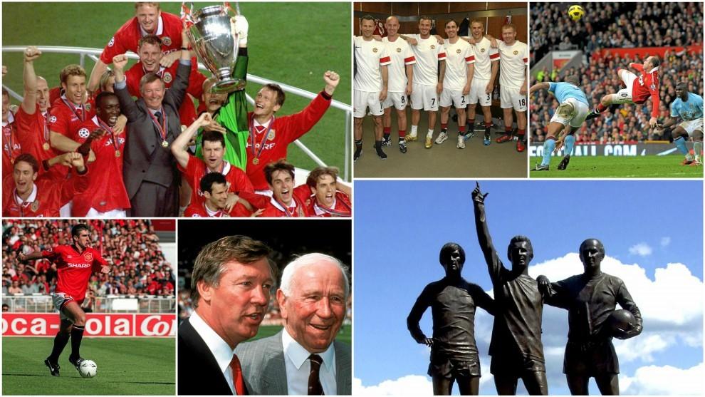 La historia del Manchester United en 10 momentos