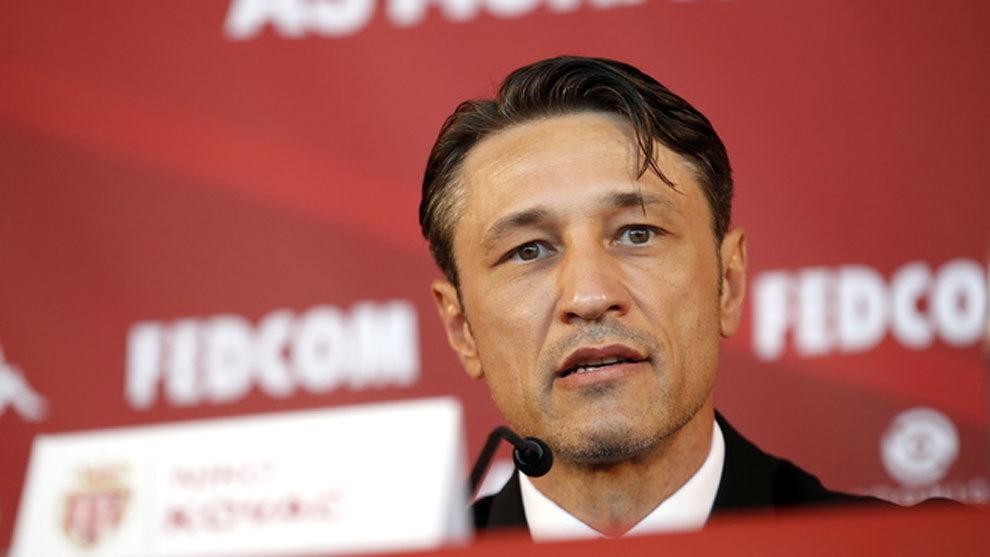"""Kovac: """"El objetivo es llevar al Mónaco a la cima de la Ligue 1"""""""