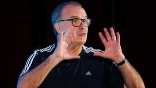 El argentino solo ha ganado cinco títulos como entrenador