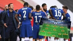 Una locura de Chelsea: en Inglaterra sueñan con un once así