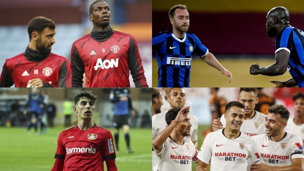 Apuestas Europa League: ¿quiénes son los favoritos a dos semanas del regreso?
