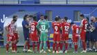 El Girona confirma que el playoff se aplaza