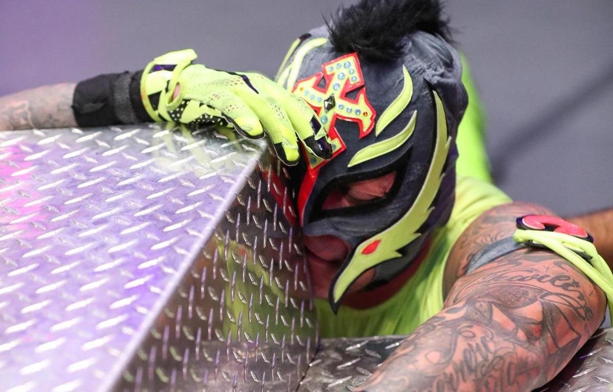 Cuello roto, nariz partida... estas son algunas de las peores lesiones vividas en WWE