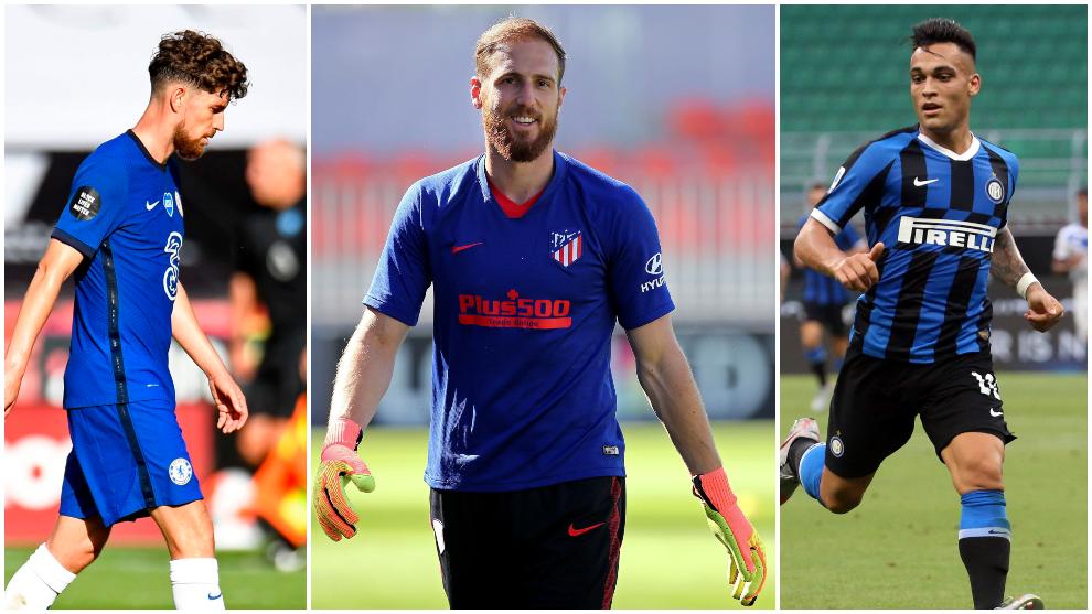 Wednesday's transfer round-up: Oblak to England, Lautaro happy at Inter, Sarri wants Jorginho...
