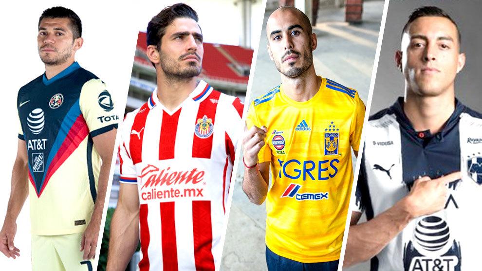 ¿Cómo son los nuevos uniformes del Apertura 2020? ¿Cuál es la...