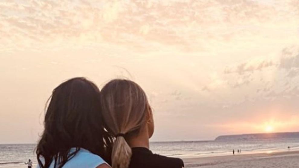 Paz Padilla da las gracias a su hija: 'Tu amor amortigua un poco mi...