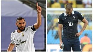 Primeros reproches al castigo eterno a Benzema con su selección