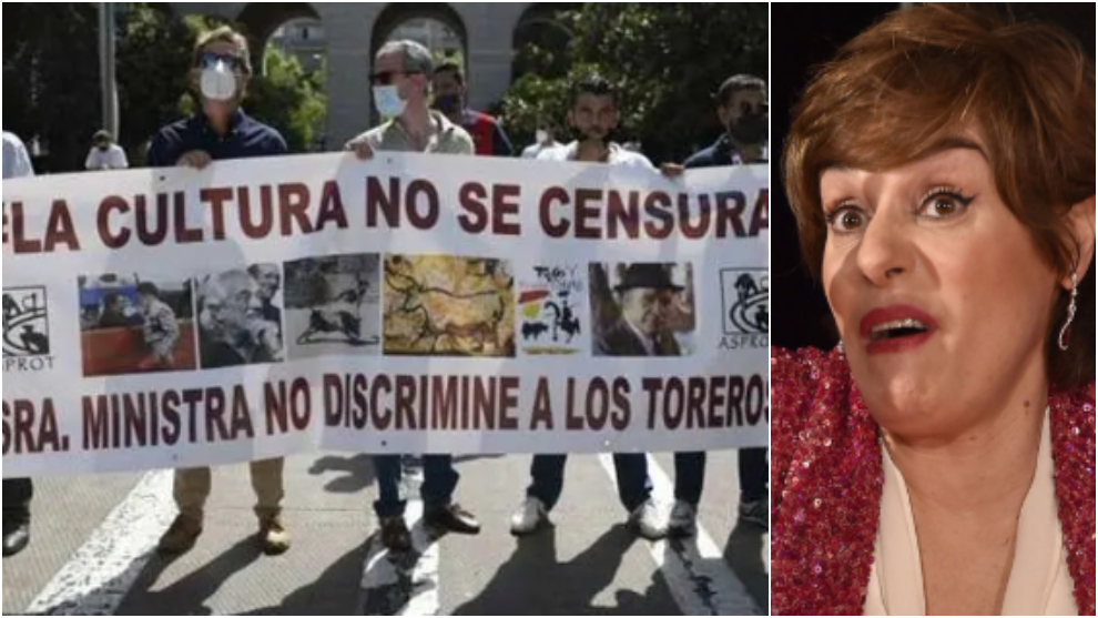 """Las críticas a Anabel Alonso por su zasca a los toreros: """"Panda de..."""