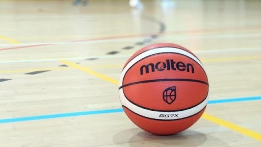Un balón de la Liga Femenina Endesa.