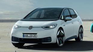 El Volkswagen ID.3.